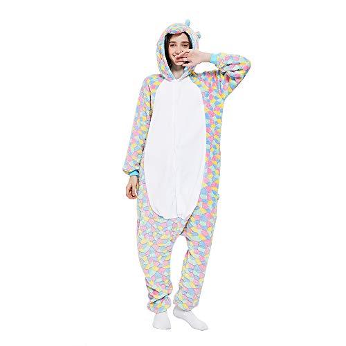 Animal Onesie Women Men Giraffe Costume Pajamas Halloween Onesies