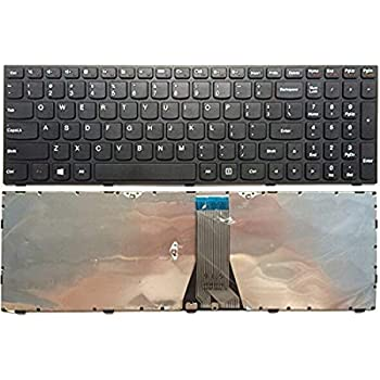 Saco Keyboard Protector Silicone Skin Cover for Lenovo B51 80 15.6-inch Laptop-Transparent