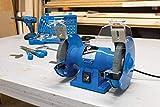 Silverline 963480 - Smerigliatrice da banco, 150 mm