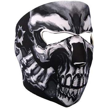 ZANheadgear Unisex-Adult facemask Slayer Reversible to Unmasked, Full Mask WNFM104