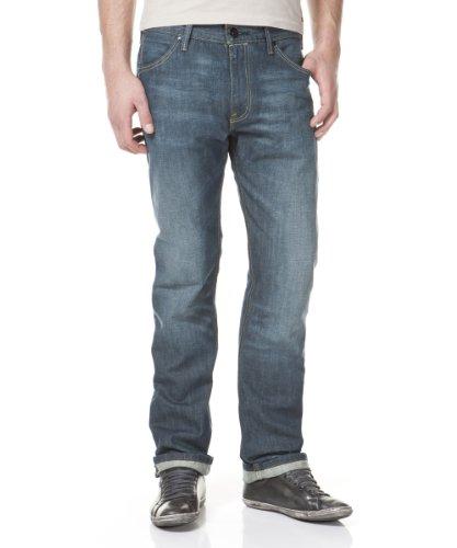Levi's® - Jean straight Leg - Homme Bleu (Wet Sand) W36/L34