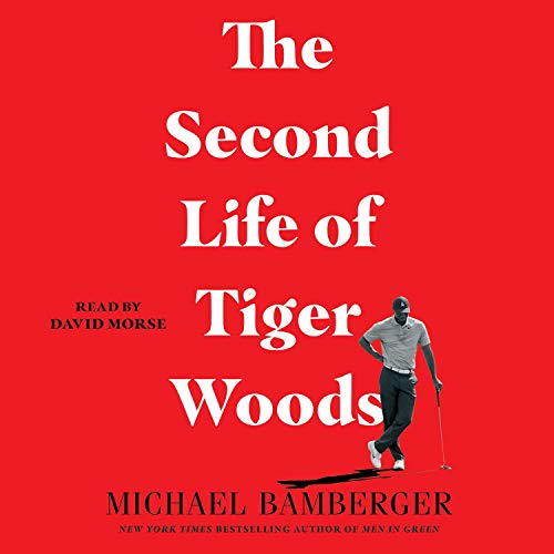The Second Life of Tiger Woods audiobook cover art
