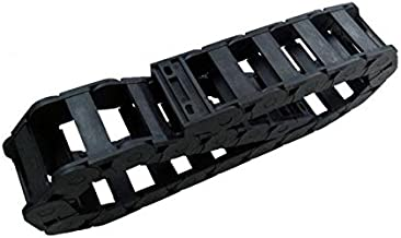 Farleshop 1 st 1 Meter 25x57 Draad Carrier Kabel Drag Chain Verbinding Interieur Opening Bescherming Towline Met Eindverbi...