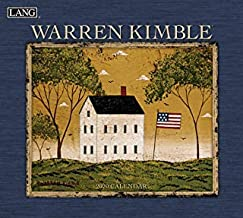 BUY ONE 2020 SIMPLE WARREN KIMBLE CALENDAR AND GET A FREE YEAR PLANNER AND 4 FREE HANDMADE XMAS CARDS(TWENTY FIVE DOLLAR VALUE)- YOU CAN ALSO ORDER A CALENDAR PLANNER 2019-20