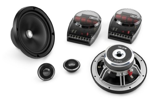 "JL Audio ZR650-CSi 6-1/2"" Evolution ZR Series 2-way Component Speakers System (ZR650CSi)"