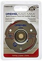 Dremel(ドレメル) コンパクトソーSAW-MAX用きわ切り超硬チップホイール SM600 【正規品】