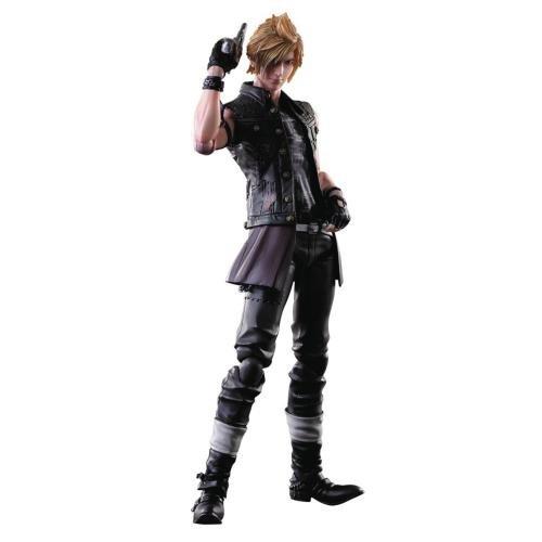 Final Fantasy MAY162795 XV Play Arts Kai Prompto Actionfigur