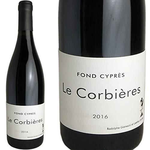 コルビエール・ル・コルビエール 2016 ドメーヌ・フォン・シプレ フランス ラングドック 赤ワイン 750ml