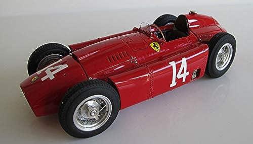 connotación de lujo discreta M-182 Ferrari D50, D50, D50, 1956 GP France  14 Collins, edición limitada 1,500, 1 18 CMC  promociones de descuento
