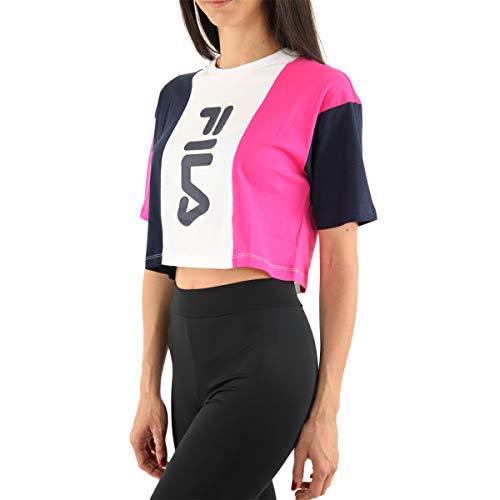 Fila 687492 T-Shirt Donna Magenta S
