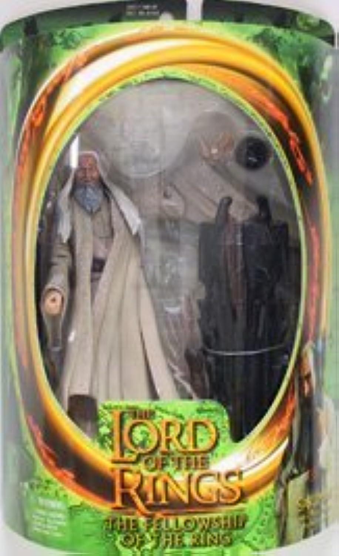 ¡envío gratis! Lord of the Rings Rings Rings Saruman With Magic Floating Palantir On Base Acción Figura by Vivid Imaginations  A la venta con descuento del 70%.