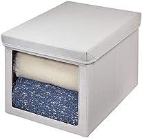 iDesign Evie, Storage Box-Large