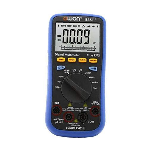 Berrywho B35t Supports Bluetooth, Automatic Range Digital Multimeter Electrician Multi-function Tester