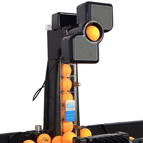 GSS-Rollstühle Tischtennis Maschine mit automatischen Ball Recycling Systemen, Home Automatic Professional Einzeltrainer/Sender/Trainer