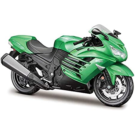 Tobar M39197 1 12 Al Motorräder Kawasaki Ninja Zx 14r Mehrfarbig Spielzeug