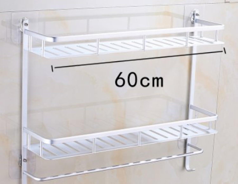 SHAN-Punch-free suction wall wc ,b60cm racks