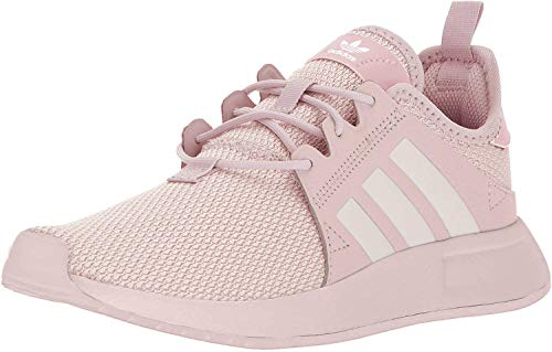 adidas Originals Kids Unisex's X_PLR Sneaker, ICE Pink/ICE Pink/ICE Pink, 4.5 Medium US Big Kid