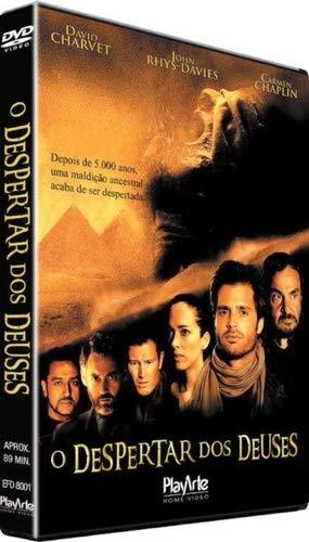 O Despertar Dos Deuses - [DVD]