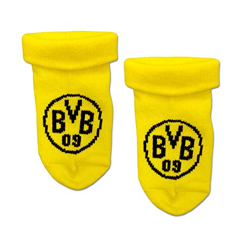 Borussia Dortmund, BVB-Babysocken, 0, 0
