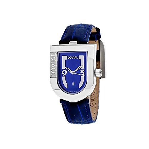 Jovial Women's Classic - Blue - Quartz Watch