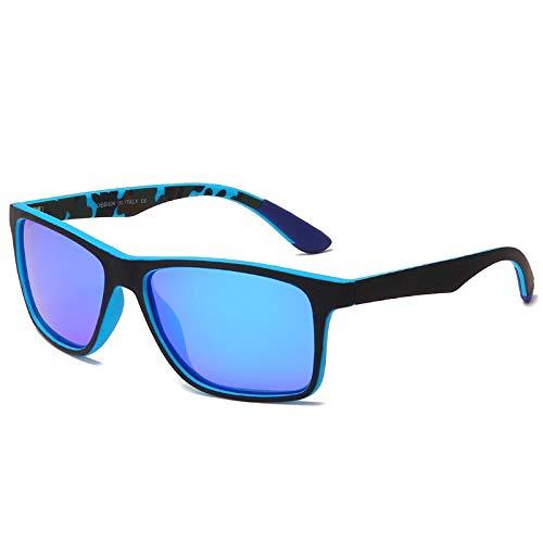 Gafas De Sol Hombre Mujeres Ciclismo Gafas De Sol Polarizadas Cuadradas Clásicas para Hombre, Gafas De Sol De Conducción para Hombre, Gafas De Sol, Gafas-03