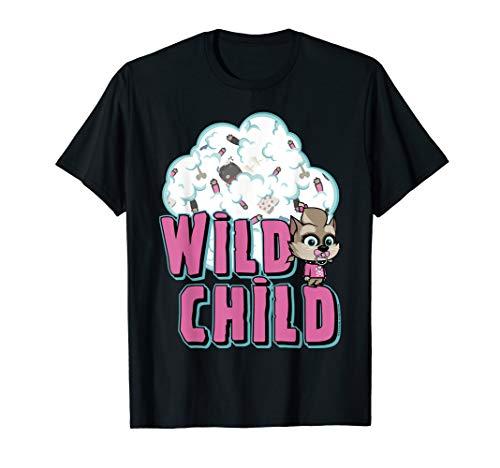 Hotel Transylvania The Series Winnie Wild Child Poster T-Shirt