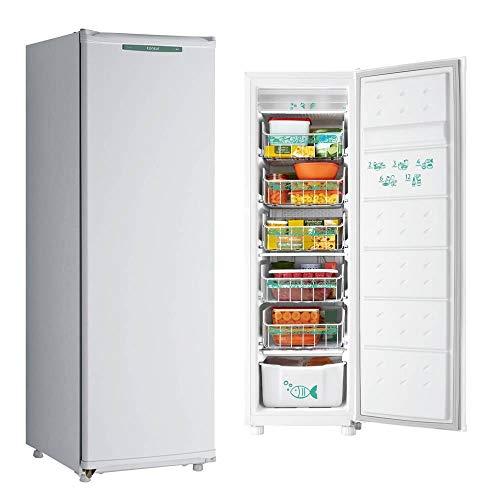 Freezer Vertical Uma Porta Consul 142L 110V CVU20GB