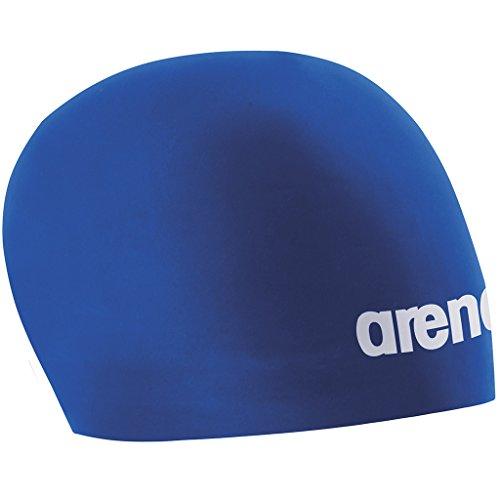 ARENA 3D RACE CUFFIA NUOTO DA GARA blue/white - taglia M