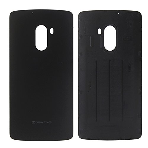 Liluyao Mobile parts For Lenovo VIBE K4 Note / A7010 Battery Back Cover(Black) (Color : Black)