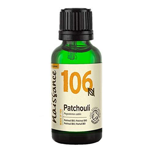 Naissance Pachuli BIO - Aceite Esencial 100% Puro Certificado Ecológico - 30ml