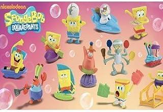 Spongebob Squarepants McDonald`s 2012 Toy . . . Squidward Tennis #12