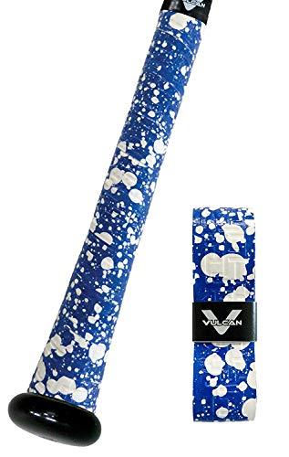 Vulcan Baseball Bat Grips Griffe für Baseballschläger, Mehrfarbig, Einheitsgröße