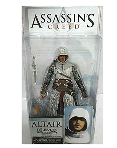 YXCC McFarlane Estatua de Assassin'S Creed Conner Figura de acción eduardiana Figura
