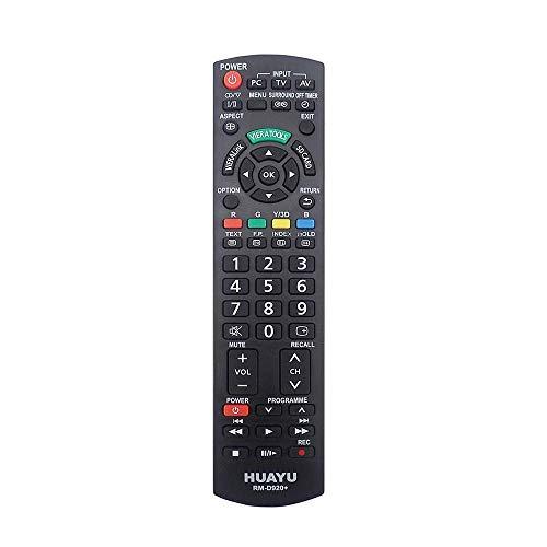 Ersatz Fernbedienung für Panasonic N2QAYB000350 Fernseher TV Remote Control / 045 / Neu
