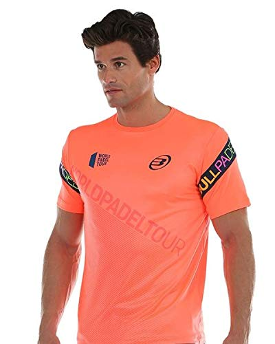 Bullpadel Camiseta SIPRE Naranja