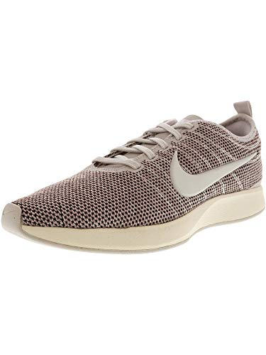 Nike Women's Dualtone Racer PRM Vast GreySail Particle Rose Ankle High Running Shoe 8M