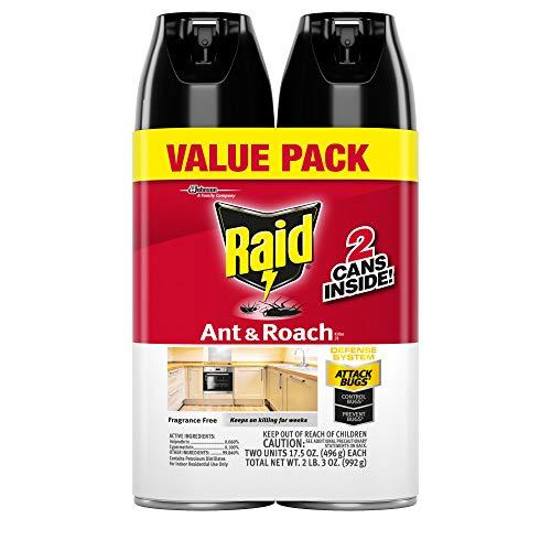 Raid Ant & Roach Killer 26