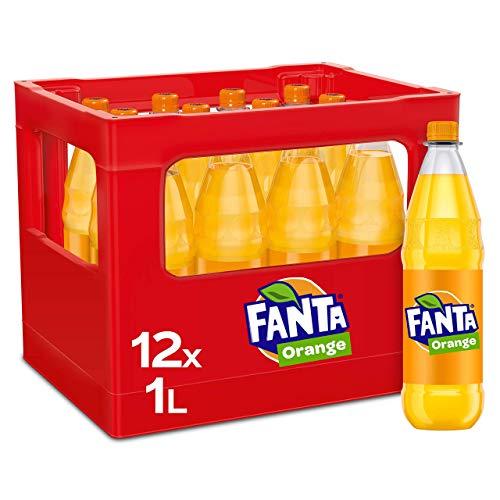Fanta Orange MEHRWEG, (12 x 1,0 l)