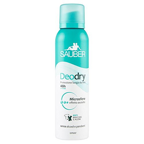 Sauber Deo Dray Spray 150 ml