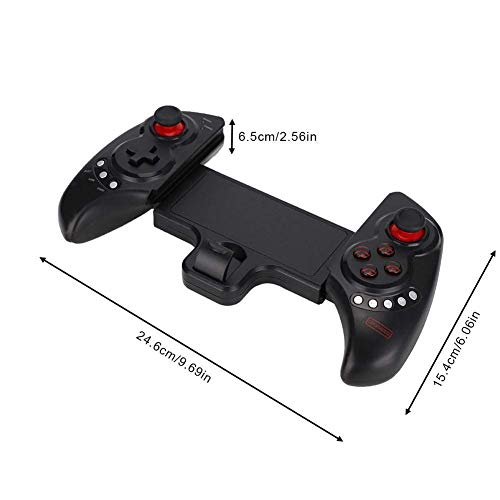 Yppss Bluetooth-Game-Controller Handy-Game-Controller-Pull Teleskop Wireless Controller Gamepad Joystick Kompatibel mit Android/IOS for Smartphone/Tablet/PC/Computer Eternal
