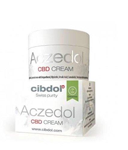 Cibdol Aczedol CBD Crema de acné 50 ml