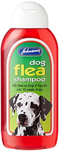 Johnsons Dog Flea Shampoo 400 ml