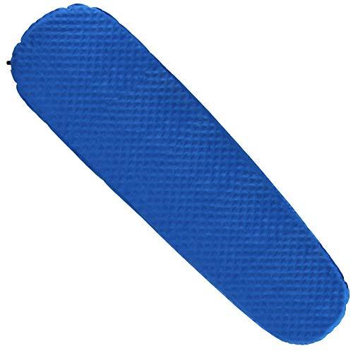 ALPIDEX Selbstaufblasende Isomatte 183 x 51 x 3,8 cm Outdoor Camping Matte Leicht Schlafmatte Wandern inkl. Packsack, Farbe:Balance Blue