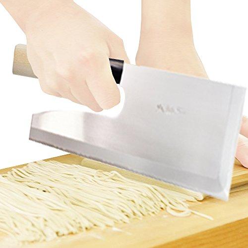貝印『関孫六麺切り包丁』