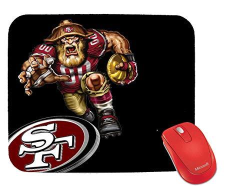 San Francisco 49Ers Mousepad Mouse Pad