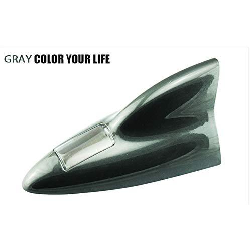 NO LOGO XW-SYQTXD, Auto Warnung LED Antenne Dekoration Haifischflosse Antennen for Mercedes W203 W211 W204 W210 Benz BMW F10 E34 E30 F20 X5 E70 (Color : Green)