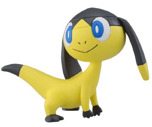 Takaratomy - Figurine Officielle Pokémon X et Y MC-008 ~ 5,1 cm Helioptile/Elikiteru