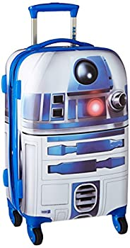 American Tourister Star Wars Hardside Luggage with Spinner Wheels R2D2 Carry-On 21-Inch