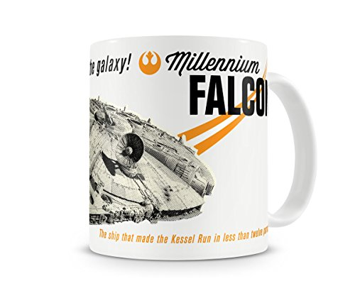Licenza Ufficiale Star Wars - Millennium Falcon Tazza di caffè, Mug