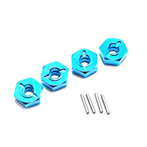 BOINN para 144001 1/14 RC Coche Repuestos Combinador de Metal, Azul